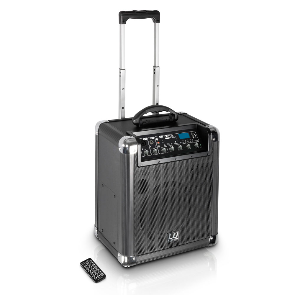 LD Systems Roadjack 8 - Altavoz portatil Bluetooth