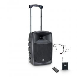 LD Systems Roadbuddy 10 HS - Equipo portatil Bluetooth