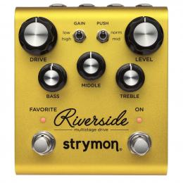 Strymon Riverside - Pedal overdrive guitarra boutique