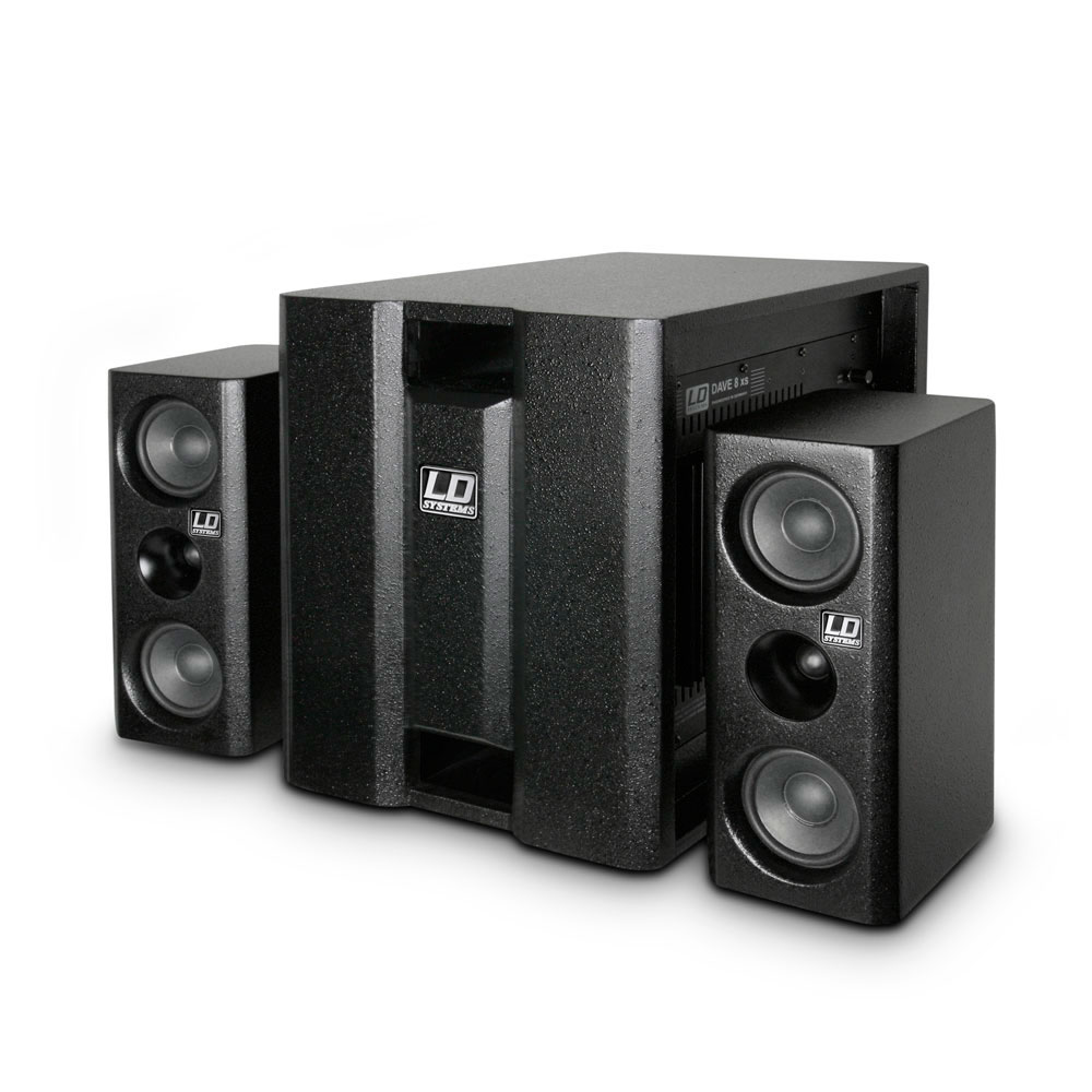 LD Systems Dave 8 XS - Equipo sonido portatil