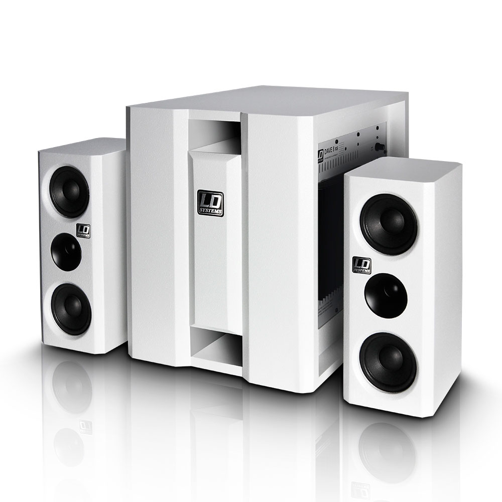 LD Systems Dave 8 XS W - Equipo sonido portatil