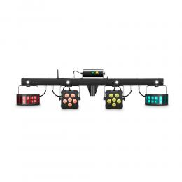 Cameo Multi FX Bar - Barra multi foco con efectos led