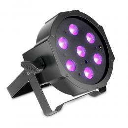 Cameo Flat Par Can 7x3W UV IR - Foco PAR led