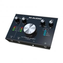 M-Audio M-Track 2x2M - Interface audio USB y MIDI