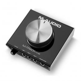 M-Audio M-Track Hub - Interface audio USB