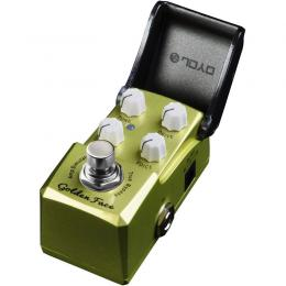 Joyo JF-308 Golden Face - Pedal distorsión tipo Marshall
