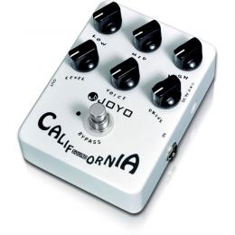 Joyo JF-15 California Sound - Pedal distorsión guitarra