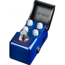 Joyo JF-313 Old School - Pedal overdrive distorsión guitarra