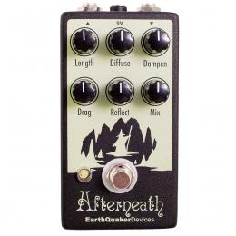 EarthQuaker Devices Afterneath V2 - Pedal reverb guitarra