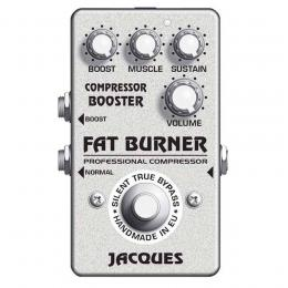 Jacques Fat Burner V3 - Pedal compresor guitarra