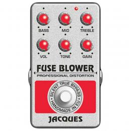 Jacques Fuse Blower V3 - Pedal distorsión guitarra