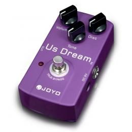 Joyo JF-34 US Dream - Pedal distorsión para guitarra