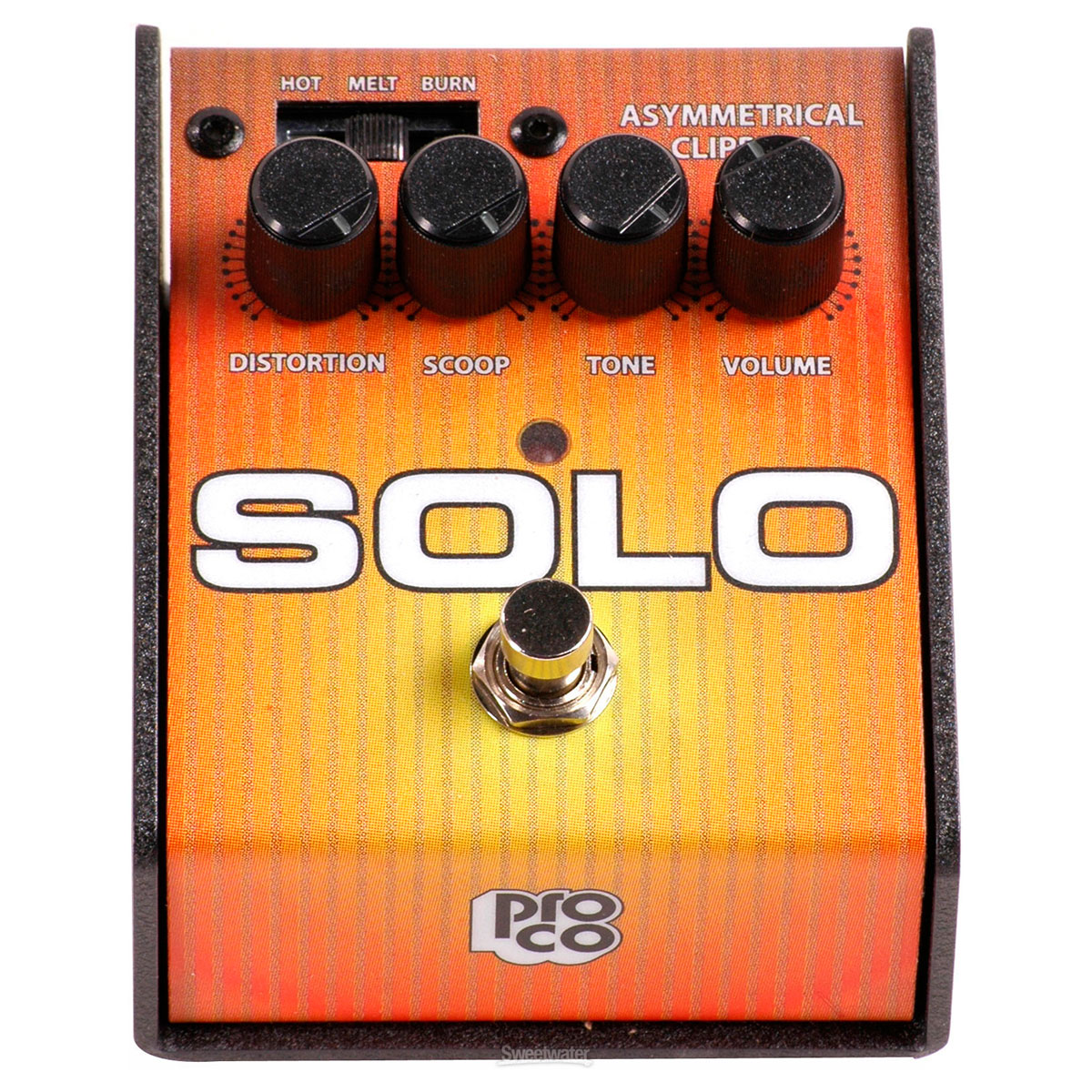 Pro Co Solo - Pedal distorsión guitarra