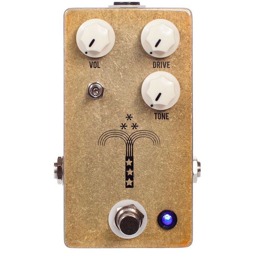 JHS Pedals Morning Glory V4 - Pedal overdrive guitarra