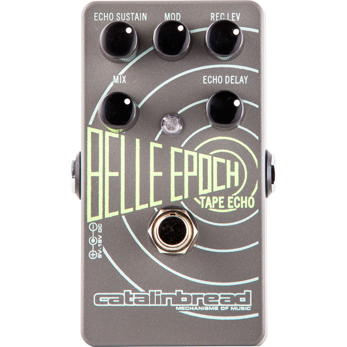 Catalinbread Belle Epoch - Pedal delay guitarra