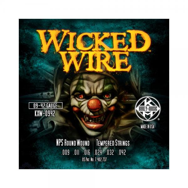 Kerly Music Wicked Wire KXW-0942