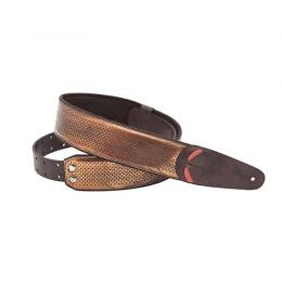 Righton Straps Mojo Rusty Old-Brass - Correa artesana guitarra