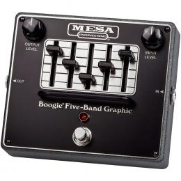 Mesa/Boogie Five-Band Graphic - Pedal efectos guitarra