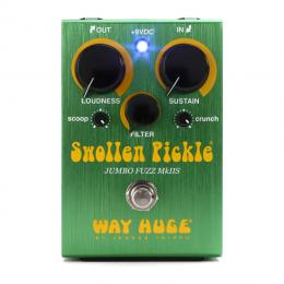 Way Huge Swollen Pickle MK IIS - Pedal fuzz guitarra
