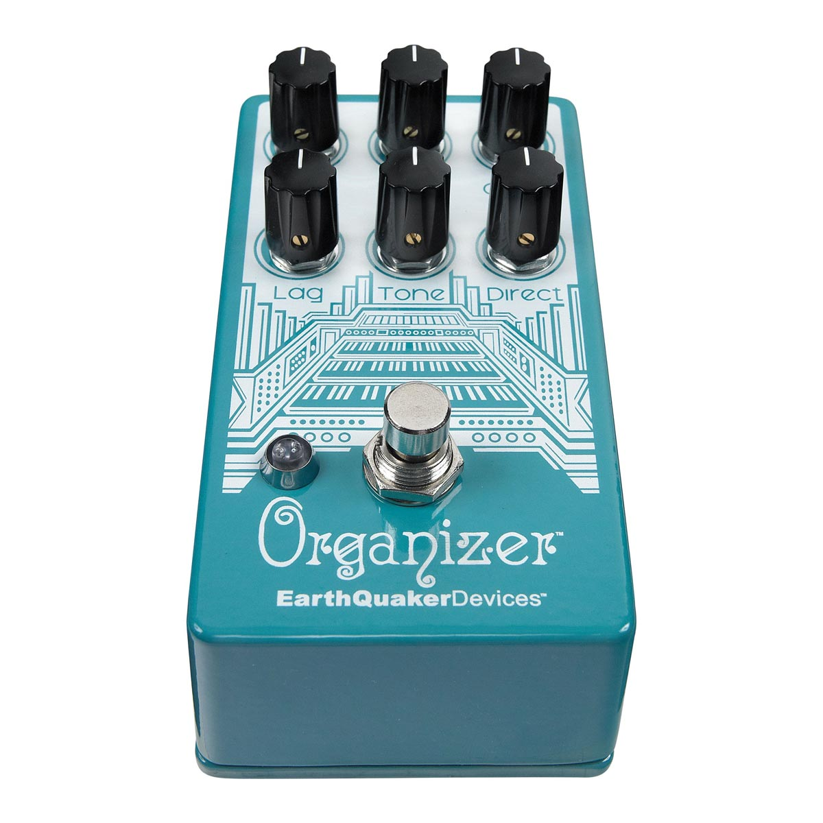 EarthQuaker Devices Organizer V2 - Pedal simulación organo